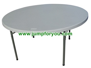 Round Folding Table Rental $7 ea (8hrs) + Delivery