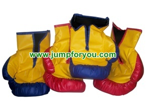 Oversized Boxing Gloves