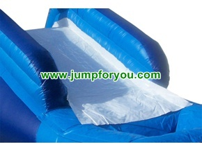 Inflatable Water Slides Blankets