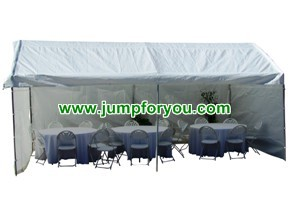 10x20 White Party Tent Rental $120 (8hrs) + Delivery
