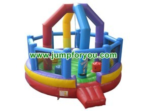 OISP400 Cheap Inflatable Game For Sale