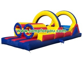 G1201 Interactive Inflatable Obstacle Course