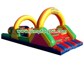 G1202 Interactive Inflatable Obstacle Course