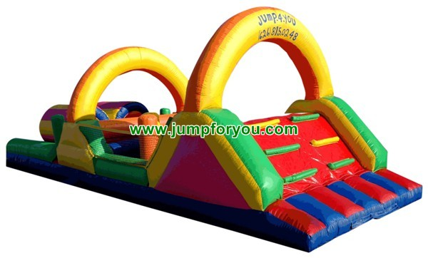 29ft Inflatable Obstacle Course For Sale