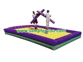 G1204 Gladiators Joust Inflatable Game