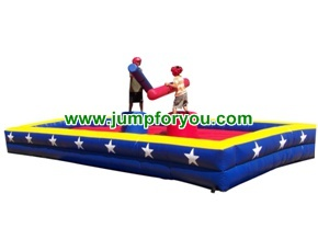 G1205 Gladiators Joust Inflatable Game