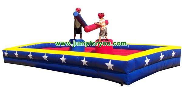 Inflatable Game Gladiator Just for Sale