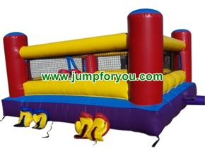 G1206 Boxing Ring Inflatable Game