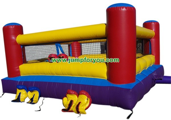 Inflatable Game Boxing Ring for Sale