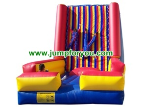 G1208 Inflatable Sticky Fly Velcro Wall