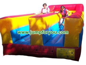 G1210 Inflatable Game Bungee Run