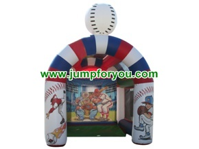 G154 Inflatable Game Baseball