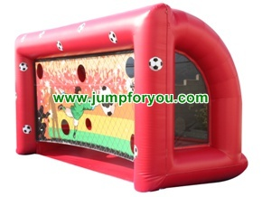 G156b Inflatable Game Soccer Ball