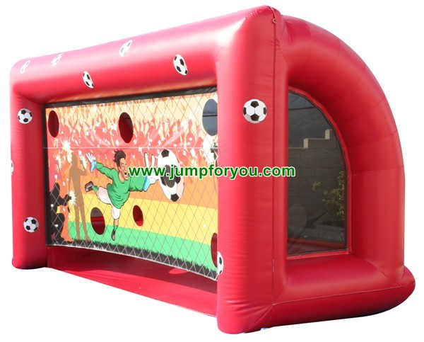Inflatable Soccer Game for Sale