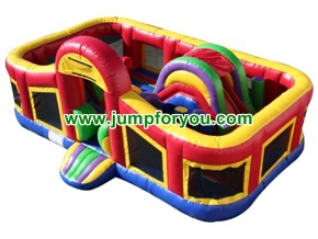 i167b Interactive Inflatable Game Toddler