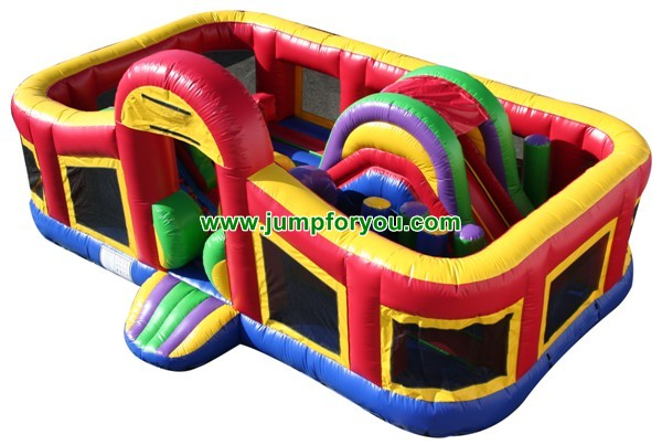 Inflatable Toddler Obstable Course For Sale