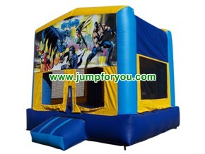 Batman Inflatable Jumper For Rent 13x13
