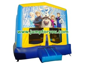 Frozen Inflatable Jumper For Rent
