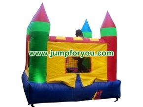 B1001 8x8 Small Inflatable Castle For Rent