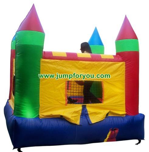 8x8 Inflatable Castle For Sale