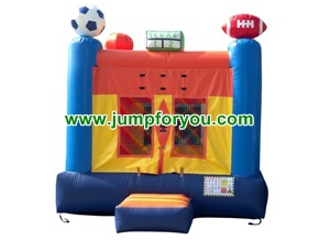 B1022 13x13 Sport Arena Inflatable Jumper