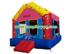 B1032 13x13 Inflatable Bounce House