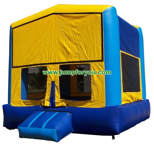13x13 Blue Yellow Inflatable Module For Sale