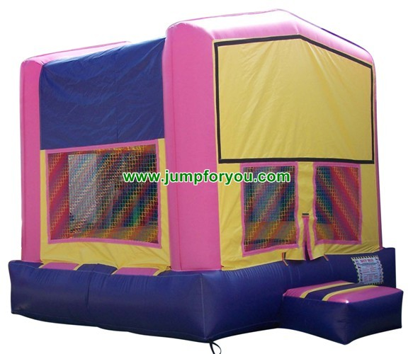 13x13 Pink Inflatable Module for Sale