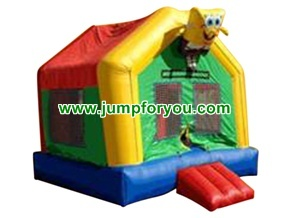 B1037 13x13 Sponge Boy Bounce House