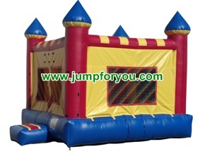 B1039 15x15 Inflatable Bouncy Castle