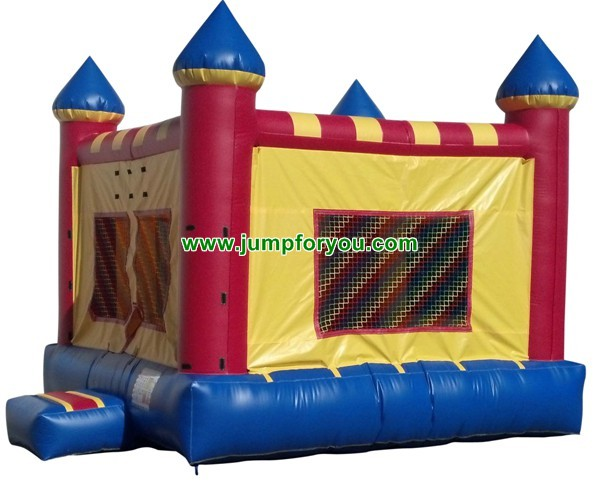 15x15 Inflatable Bouncy Castle For Sale