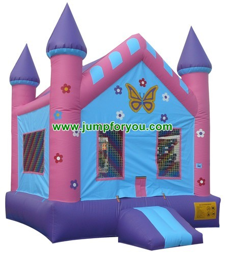 B103A 13x13 Butterfly Castle Jumper For Sale