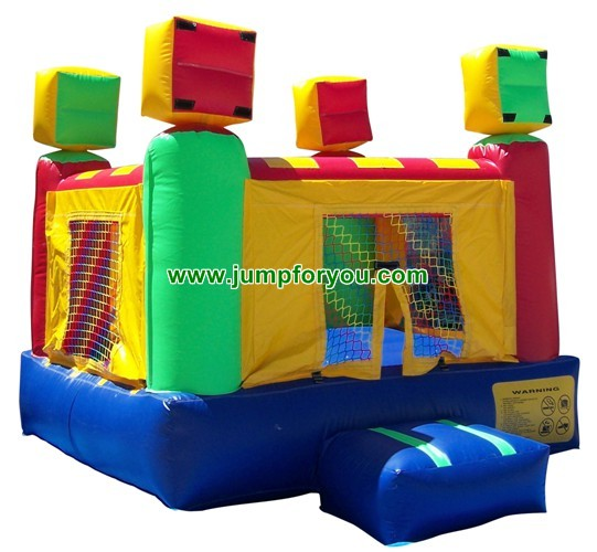 8x8 Inflatable Jumper For Sale