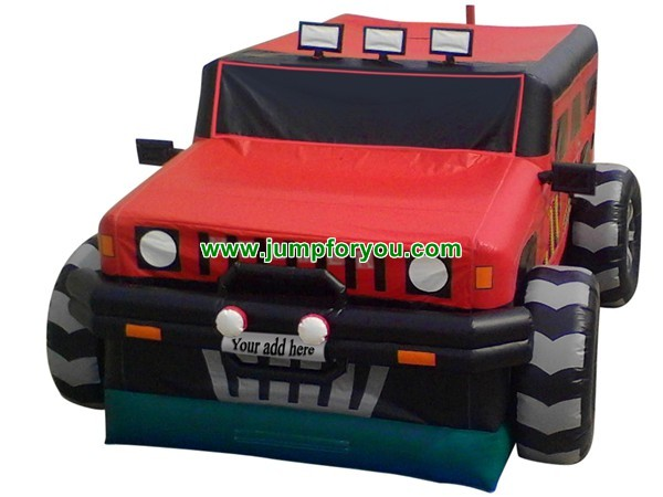 Inflatable Jumper Hummer For Sale