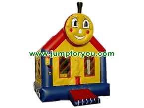 B122A 13x13 Choo Choo Train Jumper
