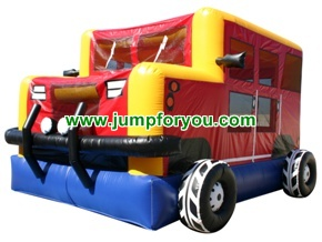 B127C Hummer Inflatable Bouncer