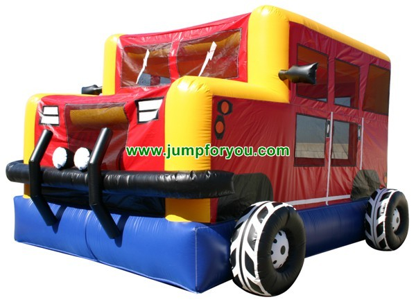 Hummer Inflatable Bouncer For Sale