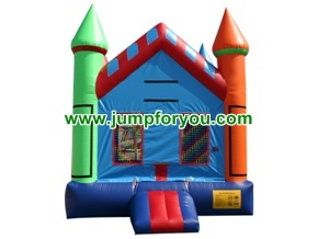 B140a Rainbow Castle Jumper