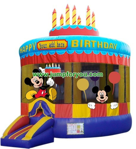 Mickey Mouse Bounce House Rental