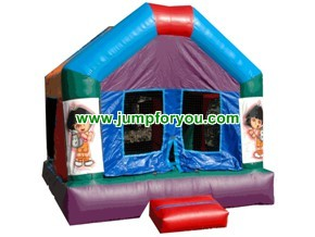 Pocanhontas Bouncy House Rentals 13x13