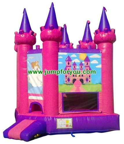 Tango Princess Bounce House Rental