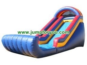 S124a Inflatable Dry Slide