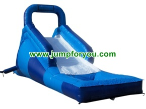WS1402 inflatable water slide for rent 29Lx8Wx13H