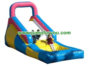 WS1403 inflatable water slide for rent 29Lx8Wx13H