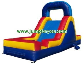 WS1405 inflatable water slide for rent 21Lx8Wx13H