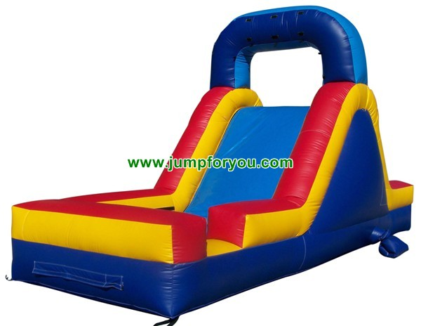 21FT Commercial Inflatable Water/Dry Slide For Sale