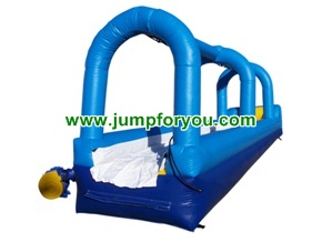 WS1408 inflatable slip n slide 29ft for rent