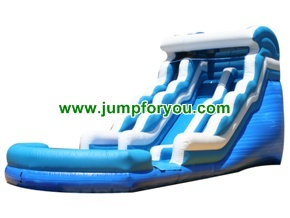 WS160a Inflatable Water Slide