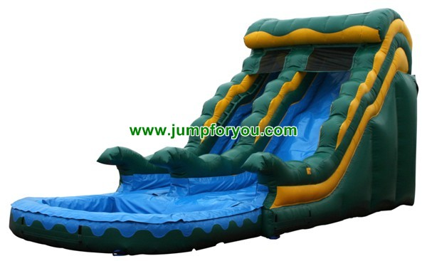 18FT Giant Inflatable Water Slide For Sale