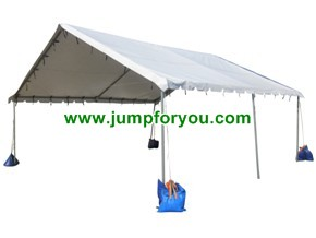 20x20 White Party Tent for Rent